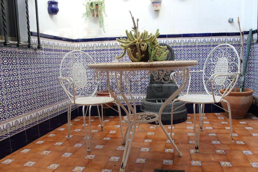Chalet adosado en calle Mairena, Centro, Alcalá de Guadaira