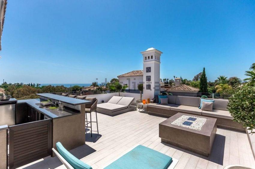 Casa o chalet independiente en Nagüeles-Milla de Oro, Marbella
