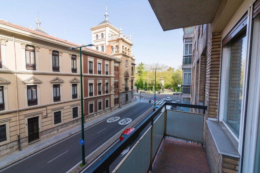 Piso en Calle Paulina Harriet, 1, Pº Zorrilla - Cuatro de Marzo, Valladolid