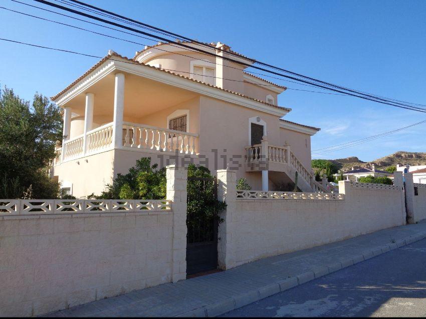 Casa o chalet independiente en calle de la Limonita, 24, Valle del Sol, Mutxamel