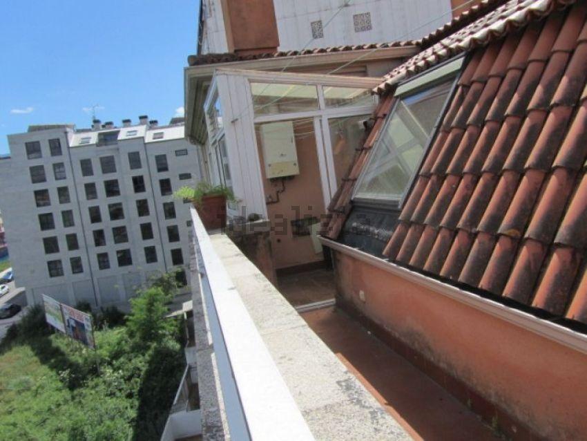 Ático en calle de amado carballo, 8, Zona Plaza de Barcelos, Pontevedra