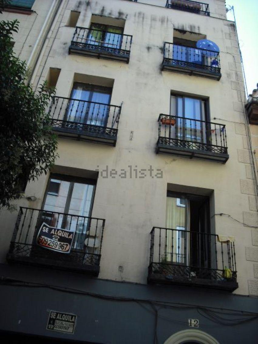 Estudio en calle Marqués de Santa Ana, 12, Malasaña-Universidad, Madrid
