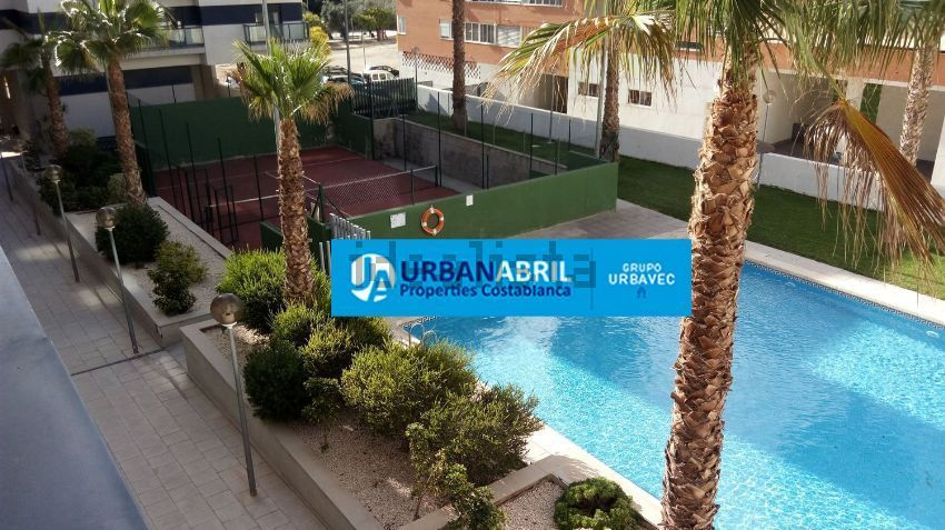 Piso en Garbinet-Parque de las Avenidas, Alicante Alacant