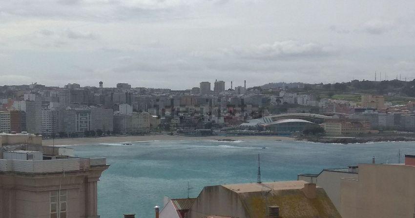 Piso en calle Ángel Rebollo, 46, Monte Alto - Zalaeta - Atocha, A Coruña