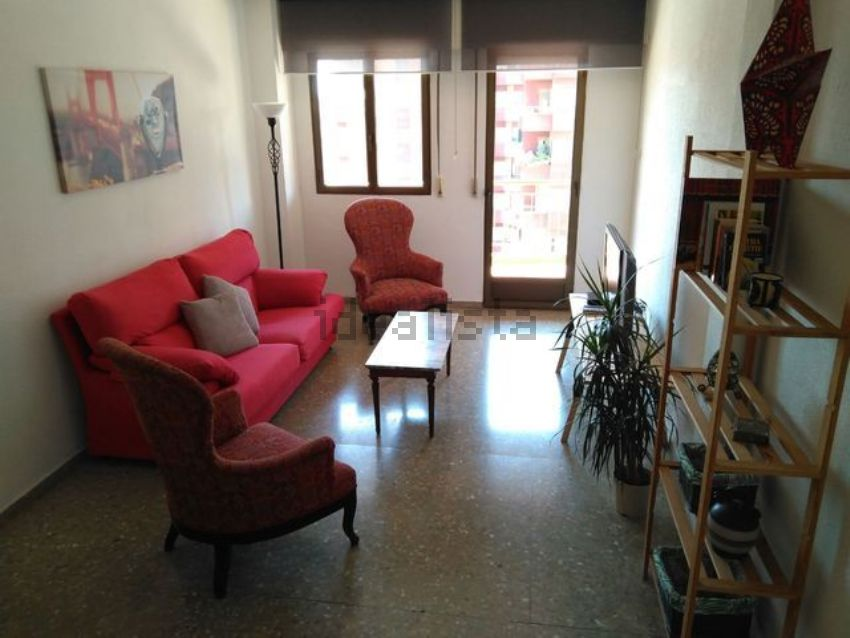 Piso en avenida de España, 51, Hospital - Parque sur, Albacete