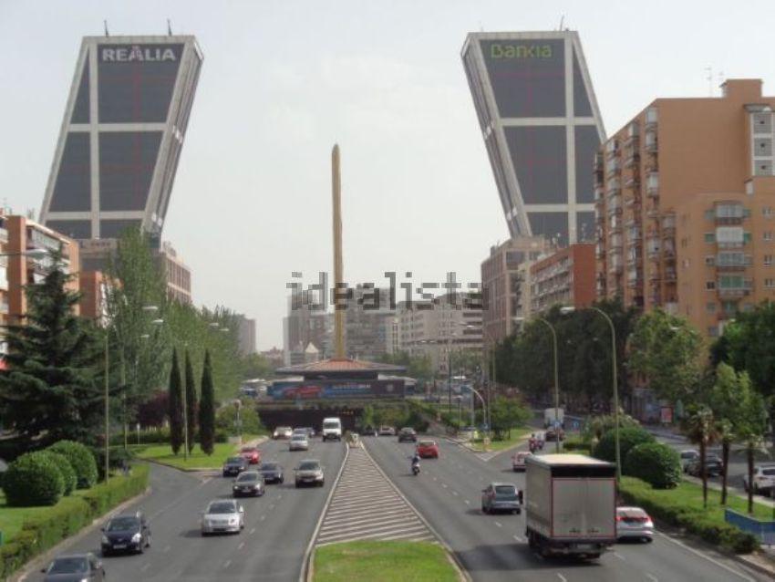 Piso en paseo de la Castellana, Cuzco-Castillejos, Madrid