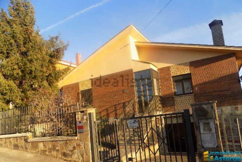 Casa o chalet independiente en calle Quijote-Pñ, Astorga
