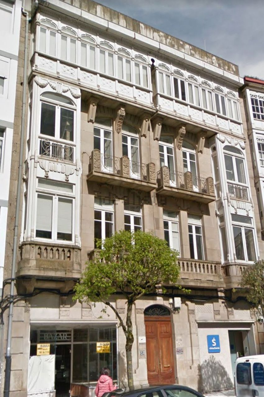 Ático en calle do Hórreo, 34, Ensanche - Sar, Santiago de Compostela