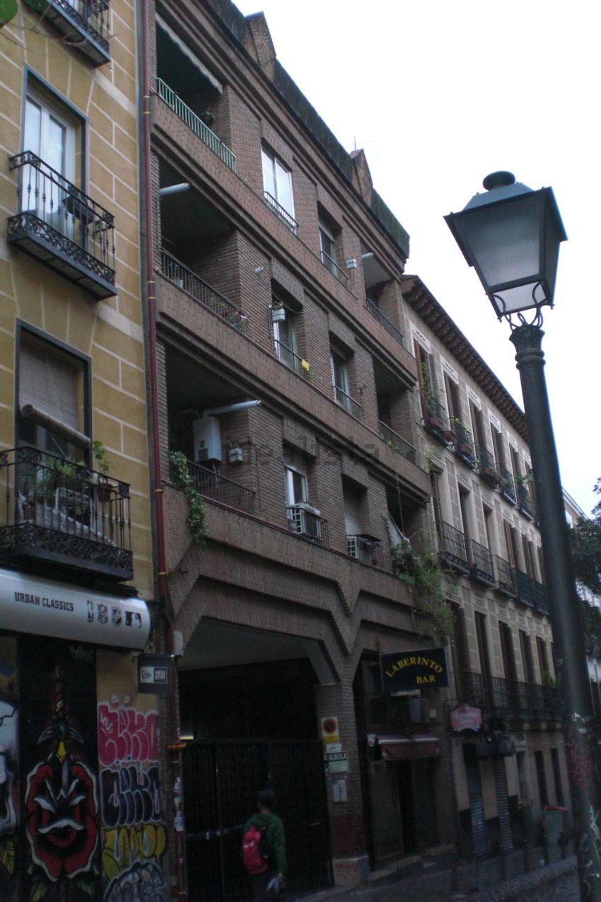 Estudio en calle Velarde, 9, Malasaña-Universidad, Madrid