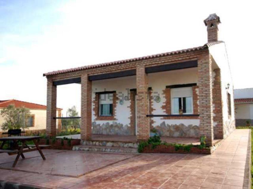 Finca rústica en Cruce de Sierra de fuentes, Sur, Cáceres