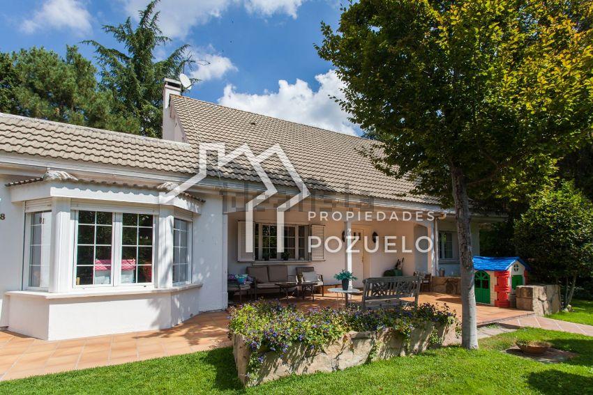 Casa o chalet independiente en Monteclaro, Pozuelo de Alarcón