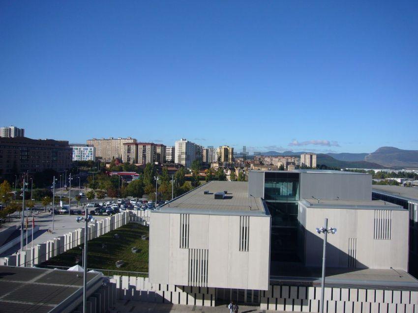 Piso en calle benjamín de tudela, Mendebaldea, Pamplona Iruña