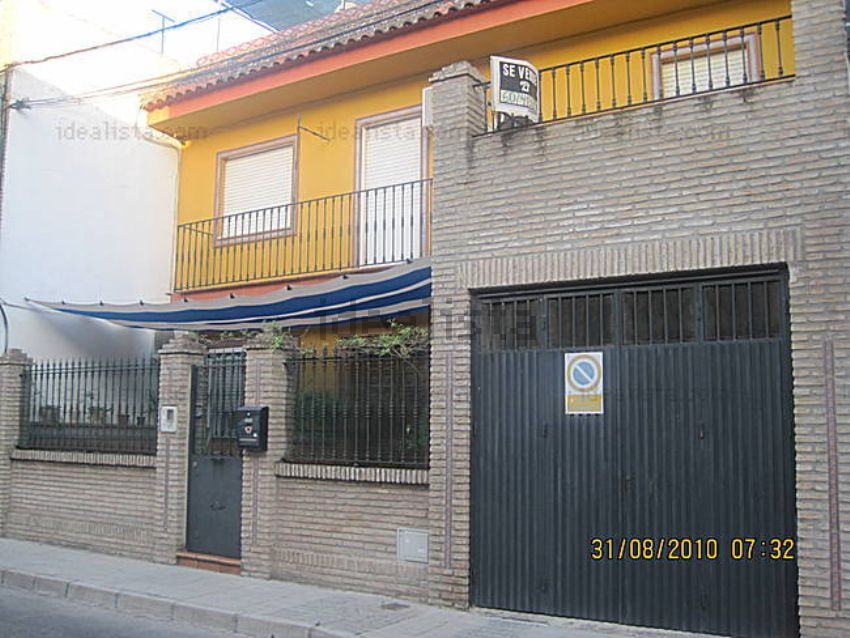 Chalet adosado en calle Guadalajara, 4, Lepanto, Mairena del Aljarafe