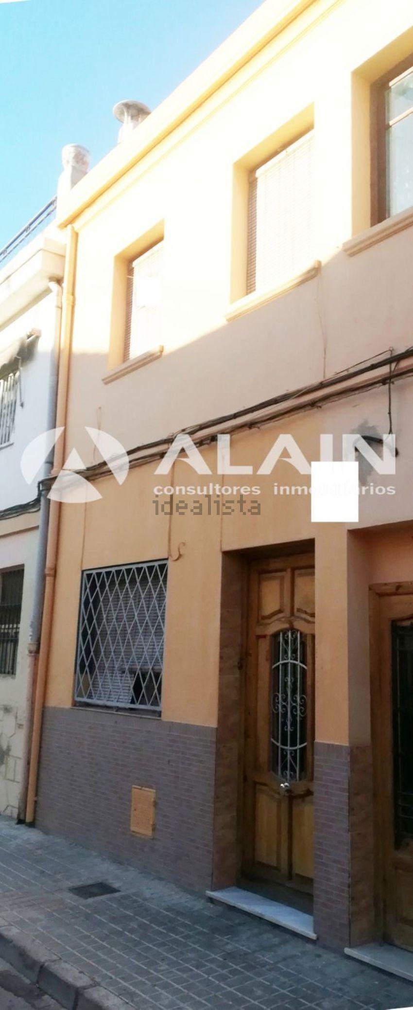 Chalet pareado en calle del Comte d Alaquàs, El Cabanyal-El Canyamelar, València
