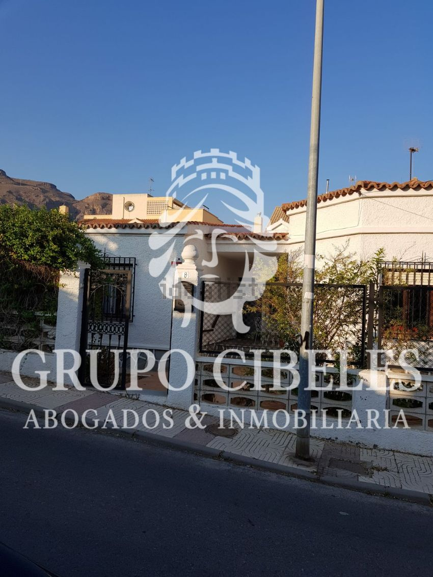 Chalet adosado en calle Rosa, Aguadulce norte, Roquetas de Mar