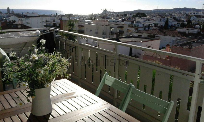 Piso en avenida Josep Miró Argenter, 5, Els Molins-Observatorio-Pins Vens, Sitge