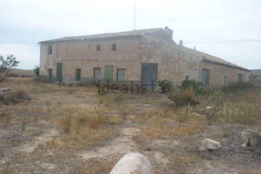 Casa rústica en aldea cañada del trigo, Jumilla