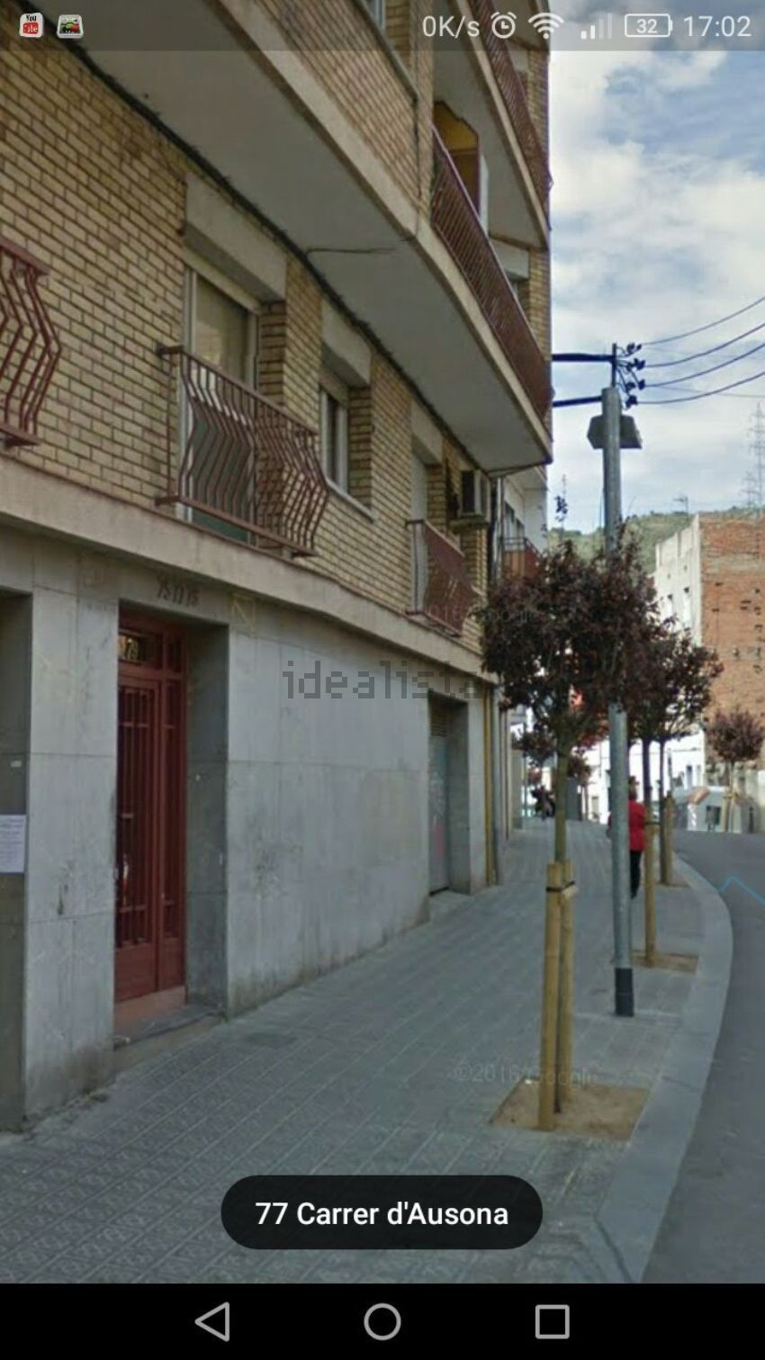 Piso en calle d Ausona, 75, La Trinitat Vella, Barcelona