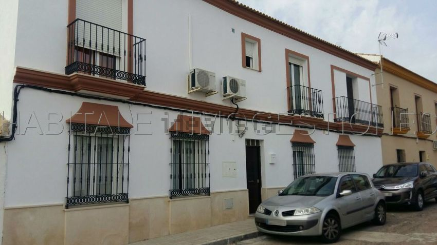 Chalet pareado en Sierra norte, Sevilla
