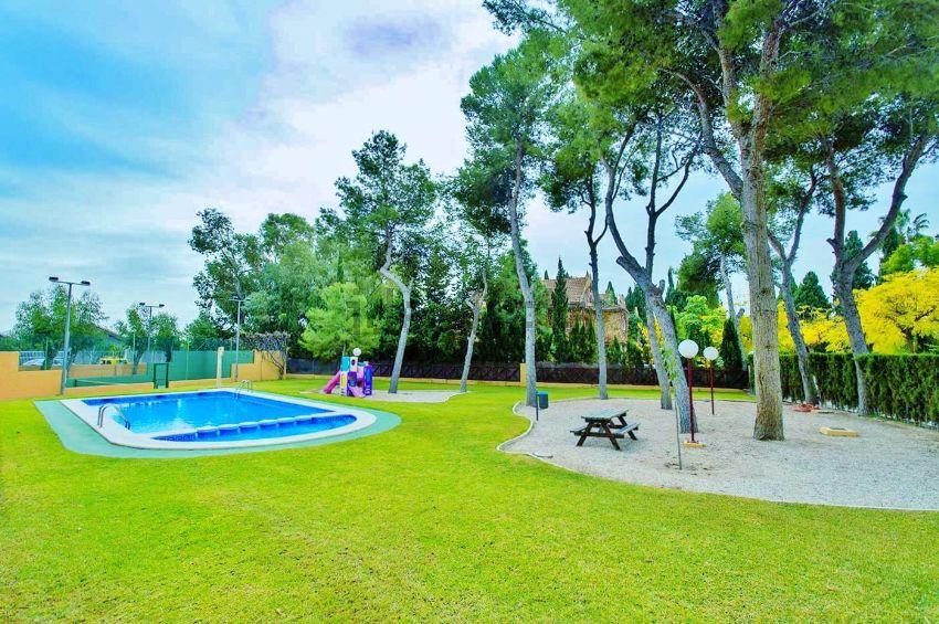 Chalet adosado en Villafranqueza-Santa Faz-Monegre, Alicante Alacant