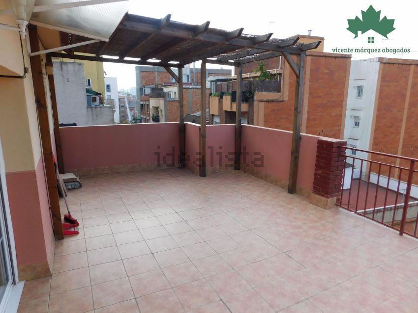 Ático en calle Joan Ràfols, Centre, Santa Coloma de Gramenet