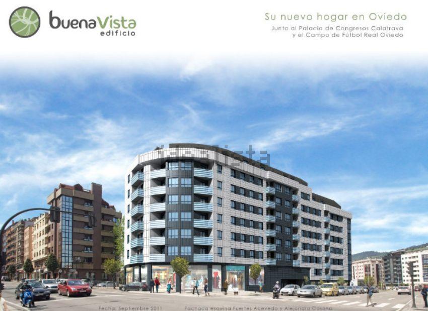 Obra nueva Edificio Buenavista, promocion astur eria sl