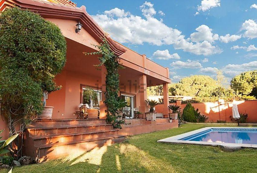 Casa o chalet independiente en Real de Zaragoza, Marbella