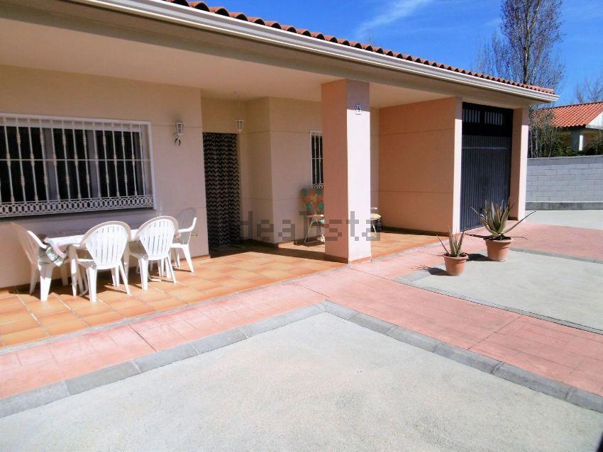 Casa o chalet independiente en Otero