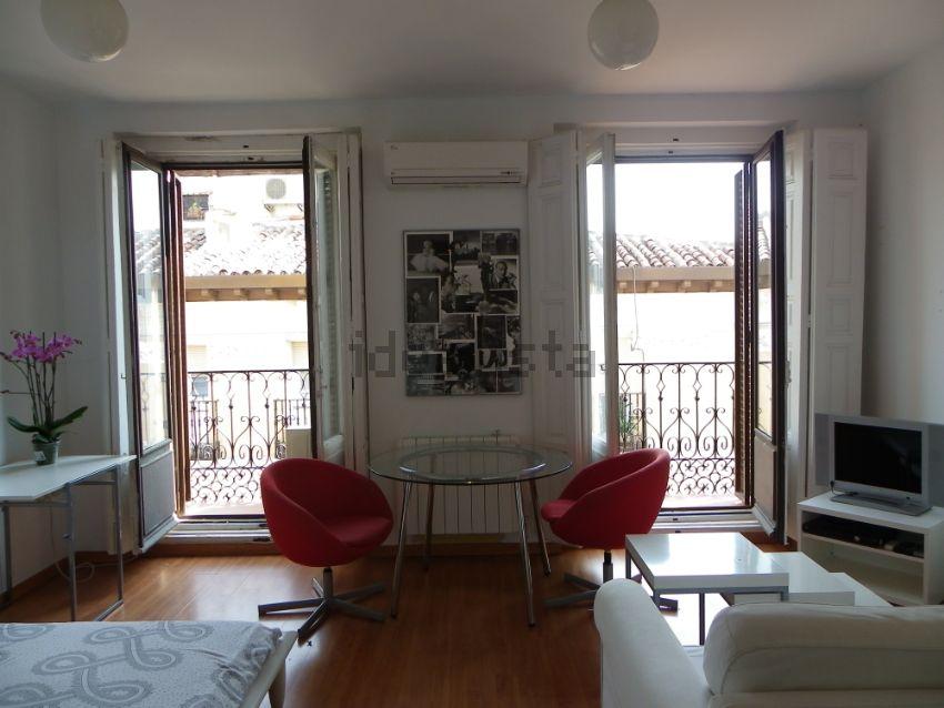 Estudio en calle Augusto Figueroa, 37, Chueca-Justicia, Madrid