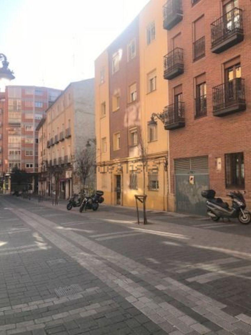 Piso en Los Moros, Centro, Valladolid