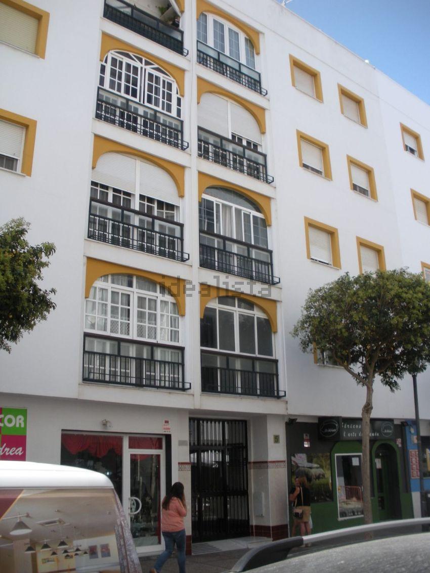 Piso en calle Almirante Faustino Ruiz, Hornos Púnicos, San Fernando