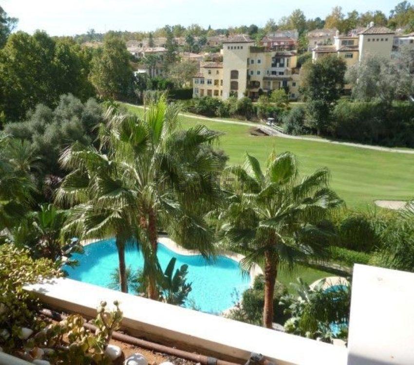 Piso en Guadalmina Alta, Marbella