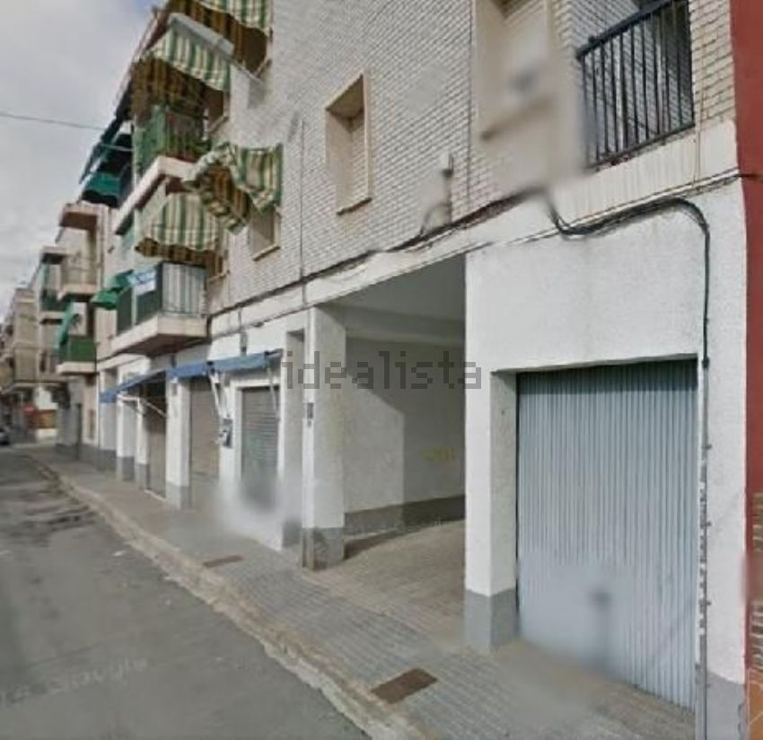 Piso en calle alcalde a. sanchez de gea, San Javier