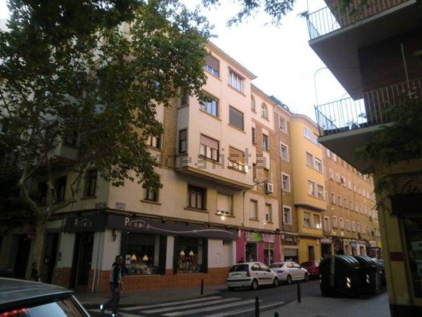 Piso en calle Andrés Giménez Soler, Universidad San Francisco, Zaragoza