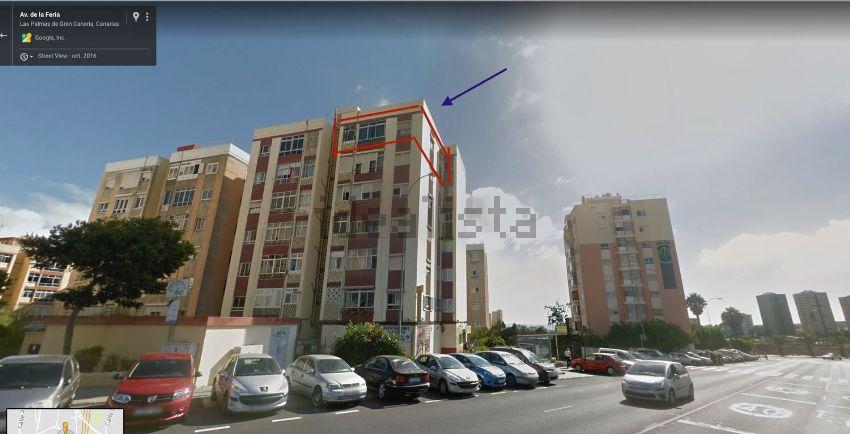 Piso en avenida de la Feria, 10, Escaleritas - La Feria, Las Palmas de Gran Cana