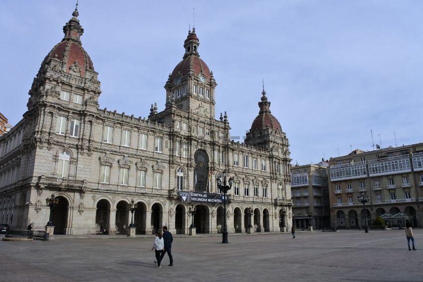 Piso en calle Franja, 3, Ciudad Vieja - Centro, A Coruña