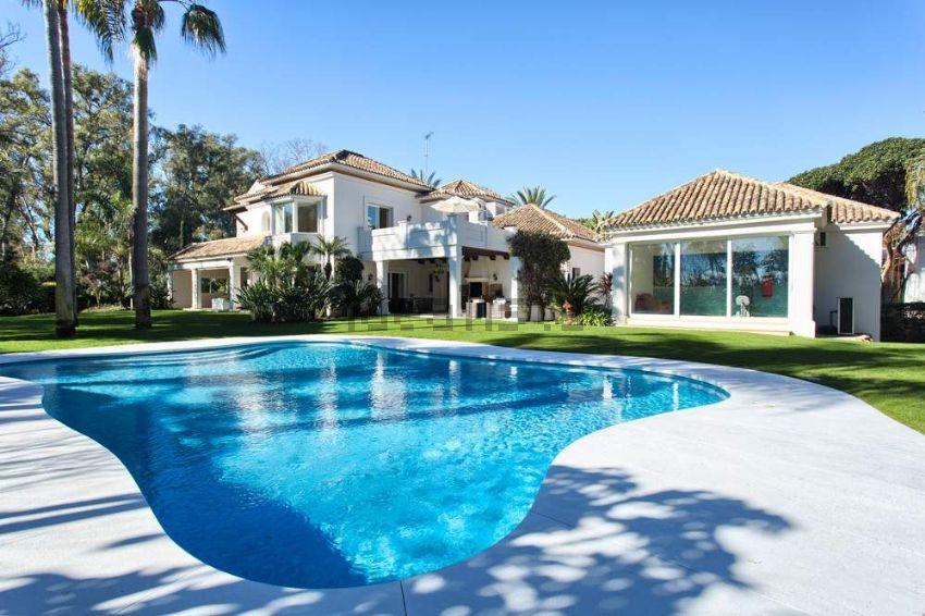 Casa o chalet independiente en Guadalmina Baja, Marbella