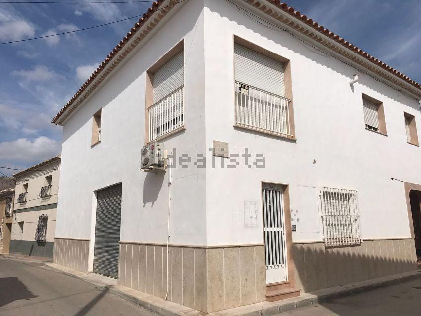 Casa o chalet independiente en calle Estanco, s n, Zarcilla de Ramos-Doña Inés,