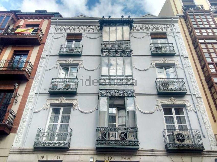 Piso en calle de Santiago, Centro, Valladolid