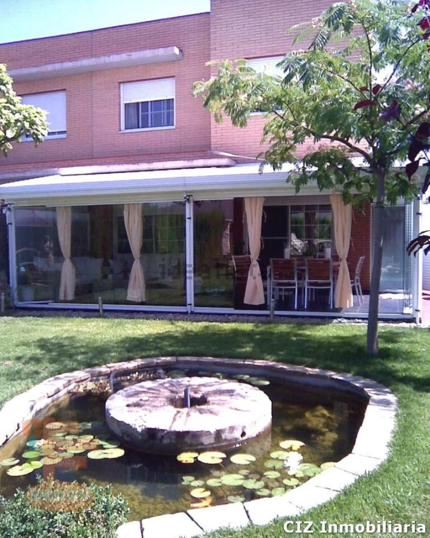 Chalet en urbanización torreblanca, Casetas - Garrapinillos - Monzalbarba, Zarag