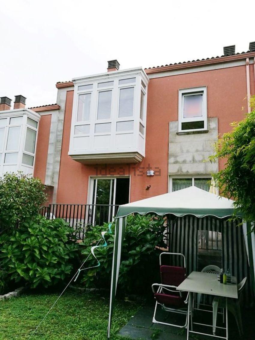 Chalet adosado en Elviña - A Zapateira, A Coruña