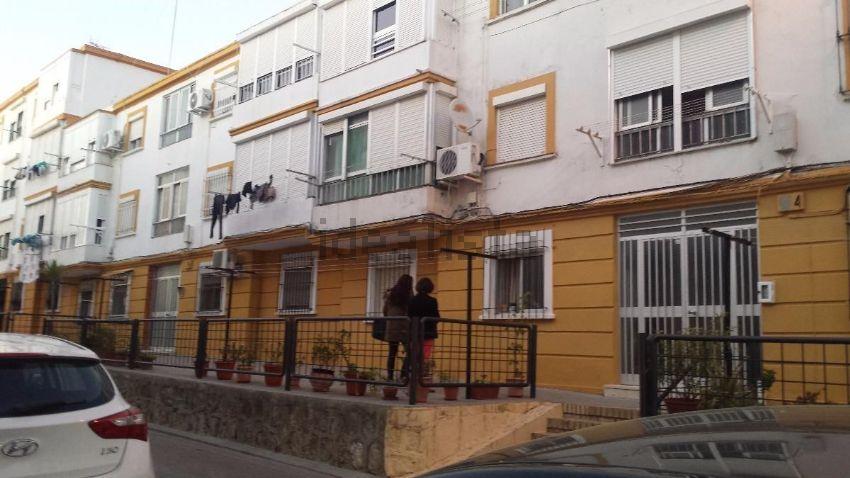 Piso en calle josé maría pereda, El Cristo - Cayetano Roldán, San Fernando