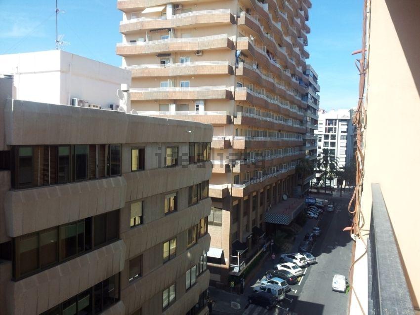 Piso en calle Poeta Vila y Blanco, 11, Ensanche-Diputación, Alicante Alacant
