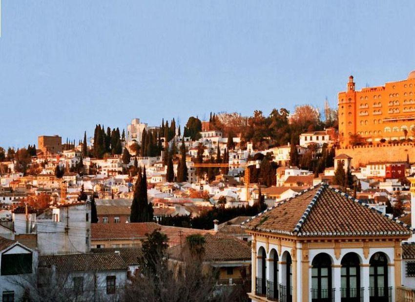 Piso en calle solares, Realejo, Granada