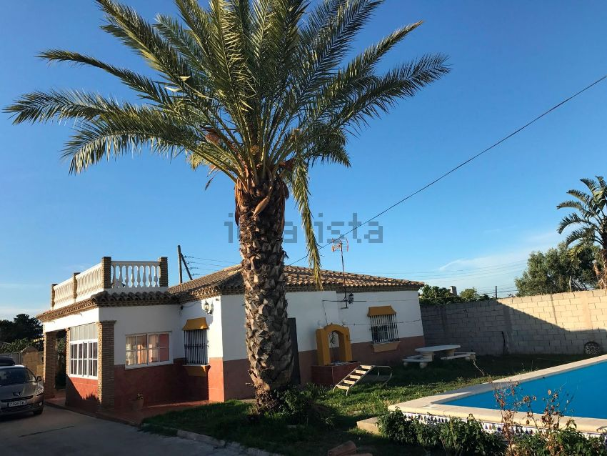 Casa o chalet independiente en callejón Huerta Rosario, 39, La Banda - Campo de