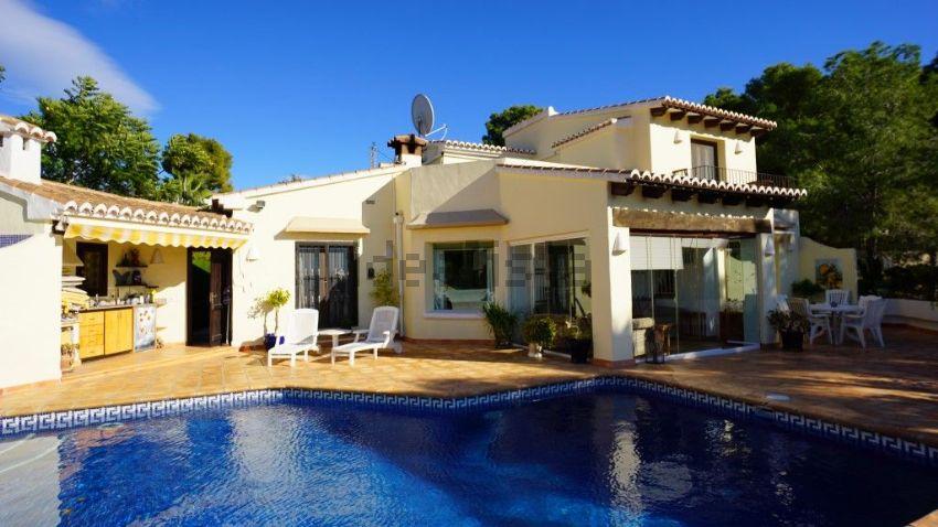 Casa o chalet independiente en El Portet-Pla del Mar, Moraira