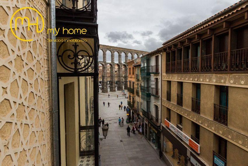 Piso en calle de Cervantes, 27, Plaza Mayor - S.Agustín, Segovia