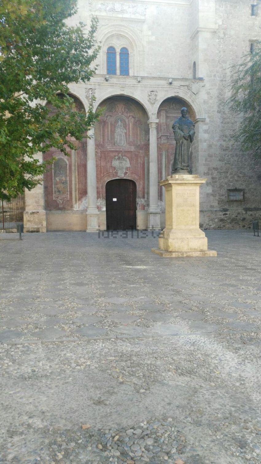 Piso en calle Portería de Santo Domingo, Realejo, Granada