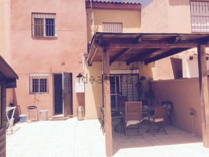 Chalet adosado en calle Alondra, 49, Aljaraque