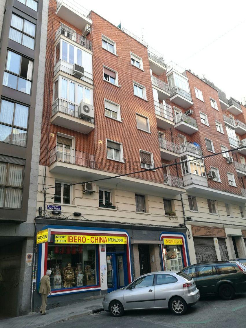 Piso en calle del General Margallo, Cuzco-Castillejos, Madrid